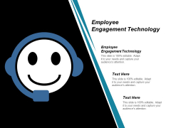 Employee Engagement Technology Ppt PowerPoint Presentation Pictures Ideas