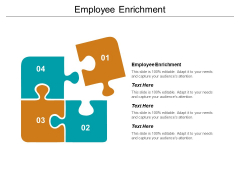 Employee Enrichment Ppt PowerPoint Presentation Outline Clipart Images Cpb
