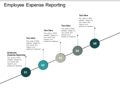 Employee Expense Reporting Ppt Powerpoint Presentation Icon Images Cpb