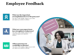 Employee Feedback Ppt PowerPoint Presentation File Designs Download