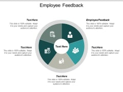 Employee Feedback Ppt Powerpoint Presentation Show Graphics Design Cpb