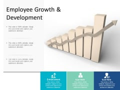 Employee Growth And Development Ppt Powerpoint Presentation File Example