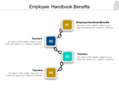 Employee Handbook Benefits Ppt PowerPoint Presentation Layouts Sample Cpb Pdf