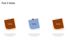 Employee Health And Fitness Program Post It Notes Download PDF