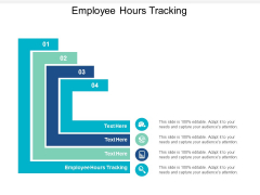 Employee Hours Tracking Ppt PowerPoint Presentation Infographics Visuals Cpb