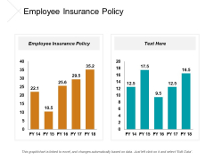 Employee Insurance Policy Ppt PowerPoint Presentation Professional Vector Cpb