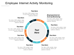 Employee Internet Activity Monitoring Ppt PowerPoint Presentation Inspiration Format Cpb