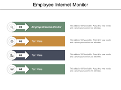 Employee Internet Monitor Ppt Powerpoint Presentation File Layouts Cpb