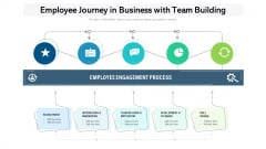 Employee Journey In Business With Team Building Ppt Outline Design Inspiration PDF