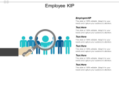 Employee Kip Ppt PowerPoint Presentation Ideas Clipart Images Cpb