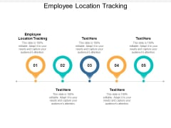 Employee Location Tracking Ppt PowerPoint Presentation Layouts Format Cpb