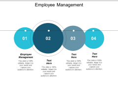 Employee Management Ppt Powerpoint Presentation Infographic Template Good Cpb