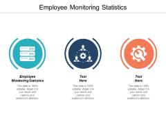 Employee Monitoring Statistics Ppt PowerPoint Presentation Slides Brochure Cpb