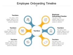 Employee Onboarding Timeline Ppt PowerPoint Presentation Pictures Backgrounds Cpb