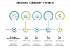 Employee Orientation Program Ppt PowerPoint Presentation Outline Themes Cpb