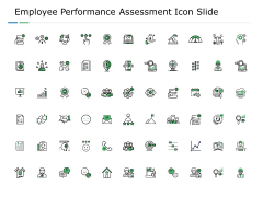 Employee Performance Assessment Icon Slide Growth Strategy Ppt PowerPoint Presentation Professional Slide