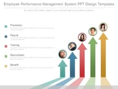 Employee Performance Management System Ppt Design Templates