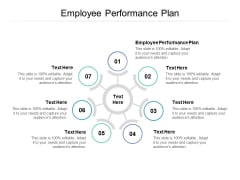 Employee Performance Plan Ppt PowerPoint Presentation Inspiration Guidelines Cpb