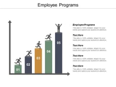 Employee Programs Ppt PowerPoint Presentation Infographic Template Grid Cpb