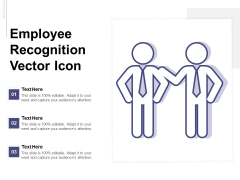 Employee Recognition Vector Icon Ppt PowerPoint Presentation Icon Example File PDF