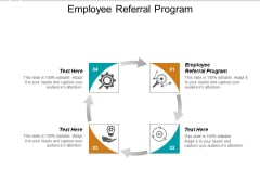 Employee Referral Program Ppt PowerPoint Presentation Pictures Example File Cpb
