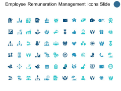 Employee Remuneration Management Icons Slide Dollar Ppt PowerPoint Presentation Ideas Grid
