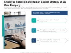 Employee Retention And Human Capital Strategy Of Sw Care Company Ideas PDF