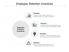 Employee Retention Incentives Ppt PowerPoint Presentation Show Shapes Cpb