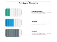 Employee Retention Ppt PowerPoint Presentation Infographic Template Show Cpb