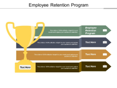 Employee Retention Program Ppt PowerPoint Presentation Infographic Template Layouts