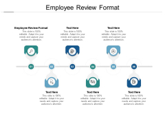 Employee Review Format Ppt PowerPoint Presentation Infographics Show Cpb Pdf