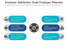 Employee Satisfaction Scale Employee Retention Business Skill Development Ppt PowerPoint Presentation Model Styles