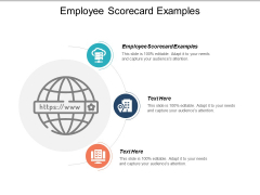 Employee Scorecard Examples Ppt PowerPoint Presentation Infographic Template Introduction Cpb