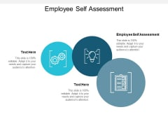 Employee Self Assessment Ppt PowerPoint Presentation Layouts Templates Cpb