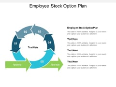 Employee Stock Option Plan Ppt PowerPoint Presentation Model Inspiration Cpb