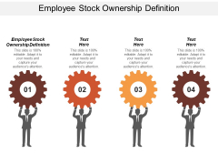 Employee Stock Ownership Definition Ppt PowerPoint Presentation Pictures Slide Download Cpb