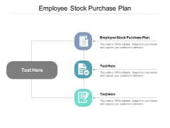 Employee Stock Purchase Plan Ppt PowerPoint Presentation Pictures Format Ideas Cpb