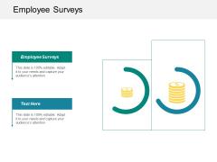 Employee Surveys Ppt PowerPoint Presentation Model Master Slide Cpb