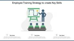 Employee Training Strategy To Create Key Skills Ppt Show Demonstration PDF