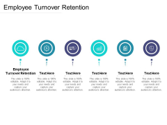 Employee Turnover Retention Ppt PowerPoint Presentation Professional Images Cpb Pdf