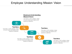 Employee Understanding Mission Vision Ppt PowerPoint Presentation Show Ideas Cpb