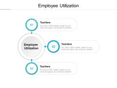 Employee Utilization Ppt PowerPoint Presentation Pictures Gridlines Cpb