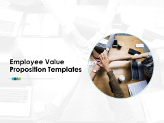 Employee Value Proposition Communication Ppt PowerPoint Presentation Model Format Ideas