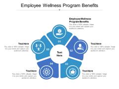 Employee Wellness Program Benefits Ppt PowerPoint Presentation Slide Download Cpb