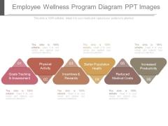 Employee Wellness Program Diagram Ppt Images