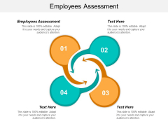 Employees Assessment Ppt PowerPoint Presentation Infographic Template Graphics Cpb