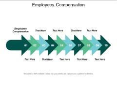 Employees Compensation Ppt PowerPoint Presentation Infographics Example Cpb