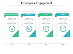Employees Engagement Ppt PowerPoint Presentation Layouts Ideas Cpb