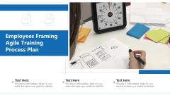 Employees Framing Agile Training Process Plan Ppt PowerPoint Presentation Styles Design Inspiration PDF