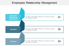 Employees Relationship Management Ppt PowerPoint Presentation Slides Inspiration Cpb